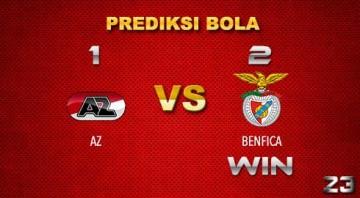 Prediksi AZ VS Benfica